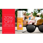 Natural Collection: 20% off beauty and wellbeing