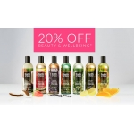 Natural Collection: 20% off natural cosmetics