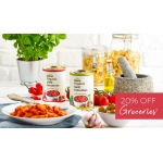 Natural Collection: 20% off groceries & everyday