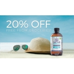 Natural Collection: 20% off wide range of groceries