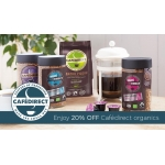 Natural Collection: 20% off Cafédirect organics