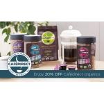 Natural Collection: 20% off Cafédirect organics