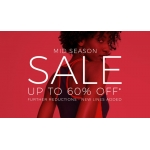 Natural Collection: Mid Season Sale up to 60% off eco-friendly home accessories, organic beauty and fair trade fashion