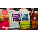 Natural Collection: 20% off Equal Exchange coffees, teas, nuts, honey, sugars and oils