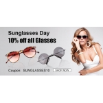 Newfrog: 10% off all Glasses
