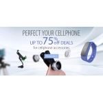 Newfrog: Sale up to 75% off cellphone accessories