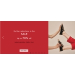 Newfrog: Sale up to 70% off Melissa shoes