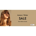 NONNON: Autumn / Winter Sale up to 70% off Melissa shoes
