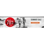 O'Neill: summer sale up to 70% off