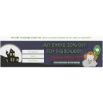 Oak Furniture King: 10% off for Halloween