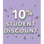 Office Shoes: 10% student discount