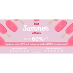 Office Shoes: an extra 10% off on summer sale products