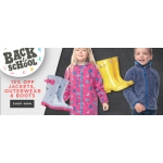 Pet and Country: Back to School promotion 15% off jackets, outwear and boots