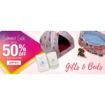 Pet and Country: Summer Sale up to 50% off gifts and beds items