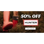 Pet and Country: 50% off Hunter shoes