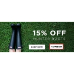Pet and Country: 15% off hunter boots