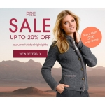 Peter Hahn: up to 20% off autumn / winter highlights