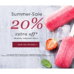 Peter Hahn: Summer Sale 20% off already reduced items