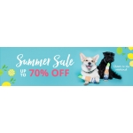 Pets Pyjamas: Summer Sale up to 70% off gorgeous pets accessories