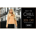 Pink Boutique: 20% off winter essentials