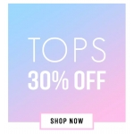 Pink Boutique: Sale 30% off tops