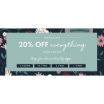 Polarn O Pyret: 20% off children fashion