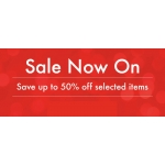 Poppyshop: Sale up to 50% off selected items
