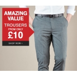 Premier Man: trousers from only £10