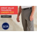 Premier Man: great value trousers under £20