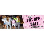 PrettyLittleThing: Sale up to 70% off women's fashion