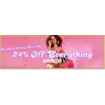 Black Friday PrettyLittleThing: 24% off women's clothing