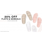 Public Desire: 20% off flats and sandals