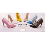 Public Desire: 20% off shoes