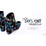 Public Desire: up to 50% off women's shoes