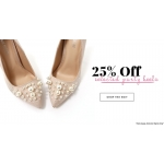 Public Desire: 25% off selected party heels
