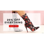 Public Desire: 25% off women's shoes, boots & footwear