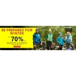 Regatta Outlet: Sale up to 70% off jackets & fleece