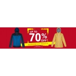 Regatta Outlet: Sale up to 70% off waterproof jackets