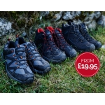 Regatta Outlet: walking boots from £19,95