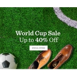 Robinson's Shoes: up to 40% off shoes and accessories