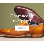 Robinson's Shoes: Sale up to 50% off quality footwear
