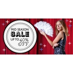 Rock My Vintage: Sale up to 40% off vintage style clothing, handbags and jewellery