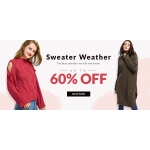 RoseGal: Sale up to 60% off sweaters