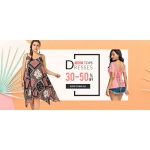 RoseGal: Sale from 30% to 50% off dresses and tops