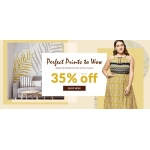 RoseGal: Sale from 35% off printed clothing and home accessories