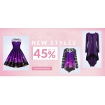 RoseGal: up to 45% off plus size clothing