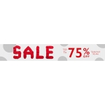 Sock Shop: Sale up to 75% off selected styles of socks