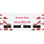 Sarenza: Sale up to 50% off over 20 000 shoes, bags and accessories