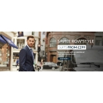 Savile Row: suits from £299