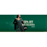 Select Fashion: 20% off web exclusive women's fashion